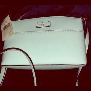 Kate Spade ♠️ New York mint green crossbody purse